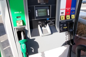 A Different Kind of Price War: D C 's Watergate Gas Station